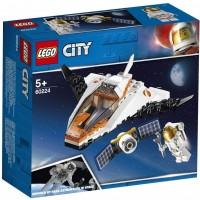 Lego City Reparar Satelite