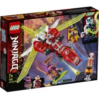 Lego Ninjago Robot Kai's Mech Jet