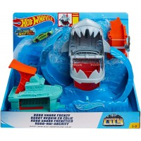 Hot Wheels Robo Shark Color Shift