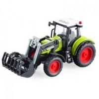 Tractor Fricción