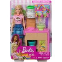 Barbie Restaurante Japones