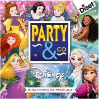 Juego Party Co Disney Princesas