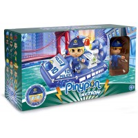 Pinypon Action Lancha De Policía