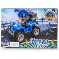 Pinypon Action Quad De Policía