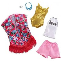 Barbie Set De Moda Doble