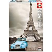 Torre Eiffel Paris Puzzle 500 Pzas