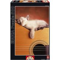 Puzzle Mi Guitarra De 500 Piezas