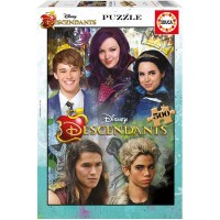 Puzzle Disney Descendants 500 Piezas