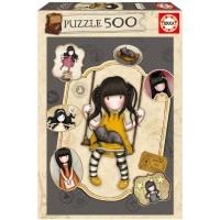 Puzzle Gorjuss Ruby 500 Pîezas