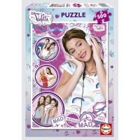 Puzzle Disney Violetta 500 Piezas