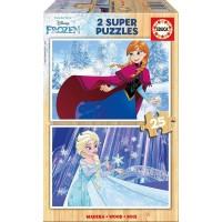 Puzzle Princesas Madera 25 Piezas