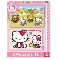 Hello Kitty Puzzles