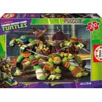 Tortugas Ninja Puzzles
