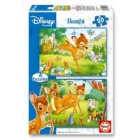 Bambie Puzzle 20 Piezas