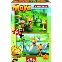 Abeja Maya Puzzles
