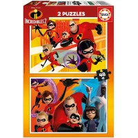 Incredibles Puzzles