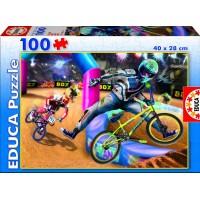 Aficciones Puzzles 100 Piezas
