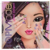 Top Model Libro Para Aprender A Colorear Tus Uñas