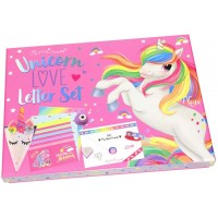 Top Model Set De Cartas Unicorn Love