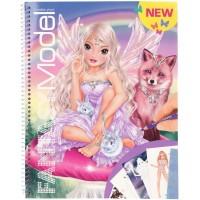 Top Model Libro Crea Tu Model Fantasy