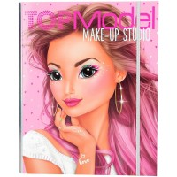 Top Model Libro Make Up Studio