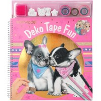Top Model Libro De Colorear Deko Tape Fun