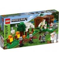 Lego Minecraft Puesto De Saqueador