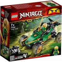 Lego Ninjago Buggy De La Jungla