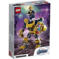 Lego Avengers Thanos Armadura Robotica