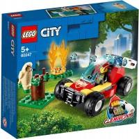 Lego City Incendio En el Bosque