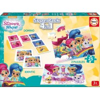 Shimer Shine SuperPack 4 en 1