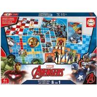 Avengers SuperPack 8 en 1