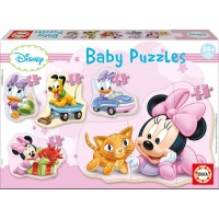 Educa Baby Puzzles Personajes