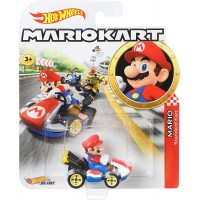 Hot Wheel Coches Mario Kart