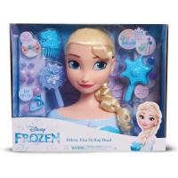 Frozen Busto Peluqueria Elsa