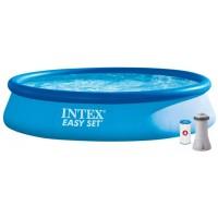 Piscina Intex 396*84 Cm Con Depuradora