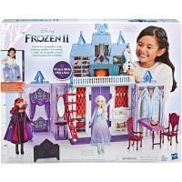 Frozen II Castillo Portatil