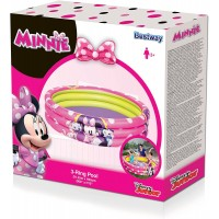 Minnie Piscina Hinchable 122*25 Cms