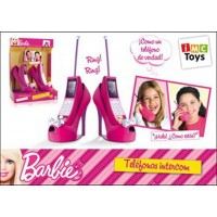 Barbie Zapatos Intercomunicadores