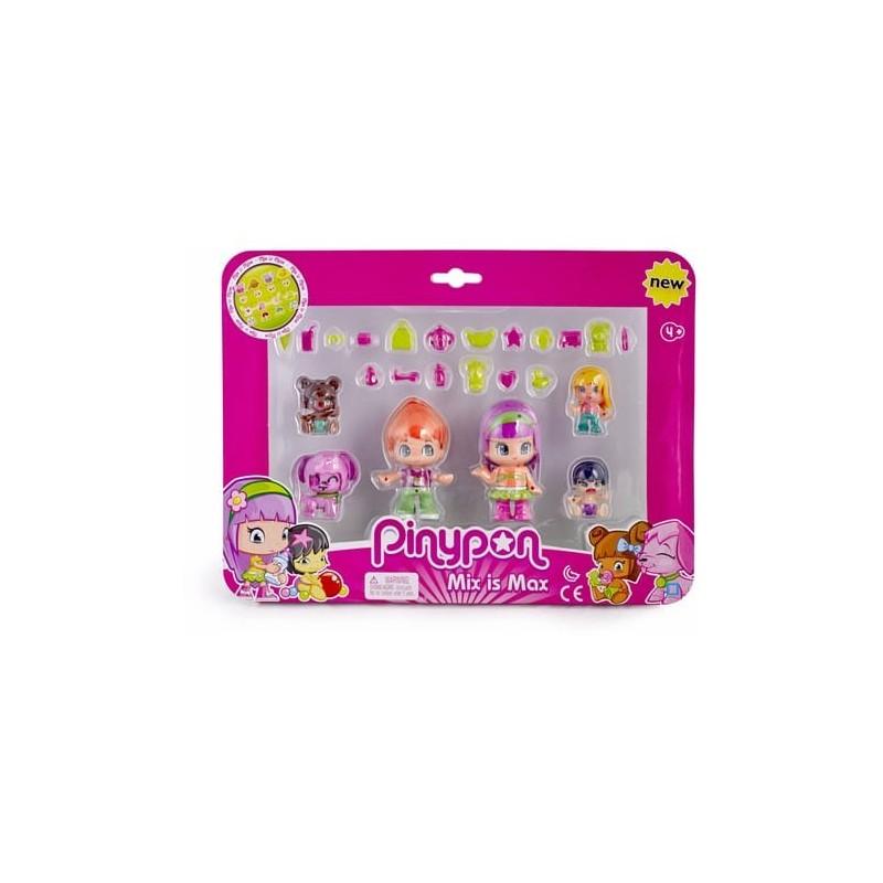 Pinypon Set 6 Figuras