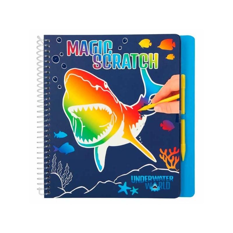 Top Model Dino World Magic Scratch Marino