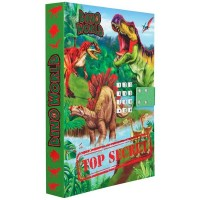 Dino World Top Secret Diario Codigo
