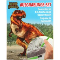Dino World Conjunto De Excavacion