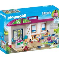 Playmobil Clinica Veterinaria