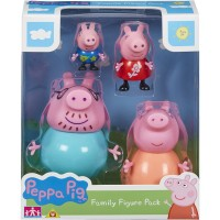 Peppa Pig Set Familia