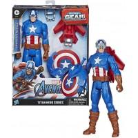 Marvel Figuras Titan Blast Gear