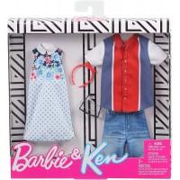 Barbie y Ken Set De Moda