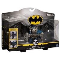 Batman Figuras 10 Cm Con Armadura