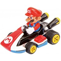 Mario Kart 3 Pack 3 Coches Pull Speed