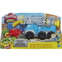Camion De Cemento Play-Doh